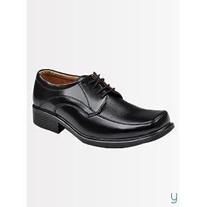 Bata Remo Men 821 6513 Black Formal Shoes