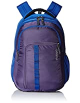 American Tourister Comet Purple Laptop Backpack (Comet 03_8901836135305)