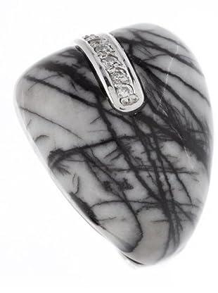 Luxenter 5936745 - Anillo Mangwa de plata