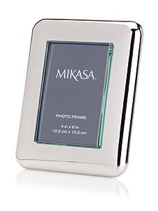 Mikasa Hudson Picture Frame with Cream Velvet Backing