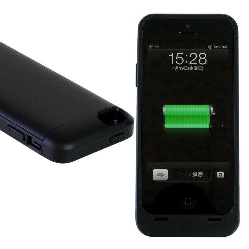 【500台限定2,980円】iTunes同期もできるiPhone 5用のバッテリケース「HY-IPJ1」