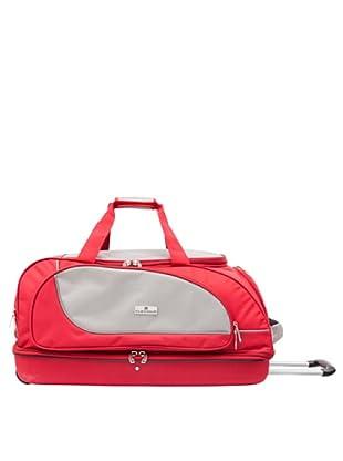Platinium Bolsa Trolley Pylea (Rojo / Gris)