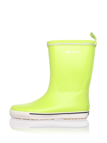 Tretorn Women's Skerry Rain Boot (Lime Punch)