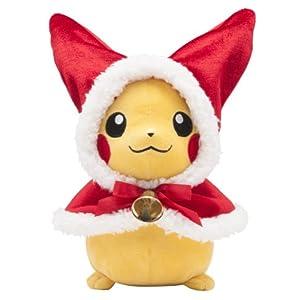 ポケモンセンターオリジナル ぬいぐるみ クリスマス2012 ピカチュウ