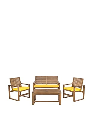 Safavieh Ozark 4-Piece Furniture Set