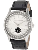 FCUK Analog Black Dial Women's Watch - FC1080SB