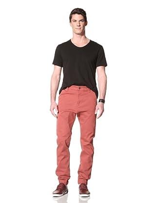 Zanerobe Men's Slingshot Pants (Aged Red)