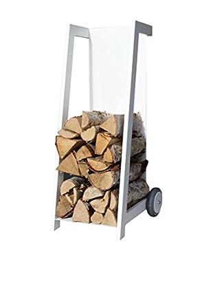 PURLINE Holzkorb EFP24 weiß