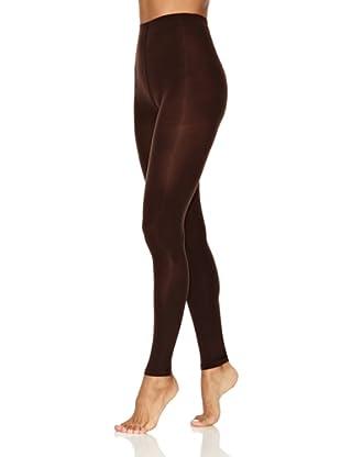 DIM  Legging Opaque Veloute (Opaco) (Chocolate)