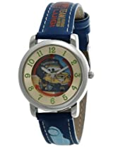 Disney Analog Multi-Color Dial Boy's Watch - CAFR329-01C