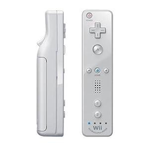 Wii Remote Plus - White