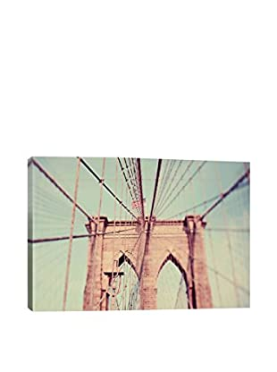 Bridges Of NYC Part 6 Gallery Wrapped Canvas Print