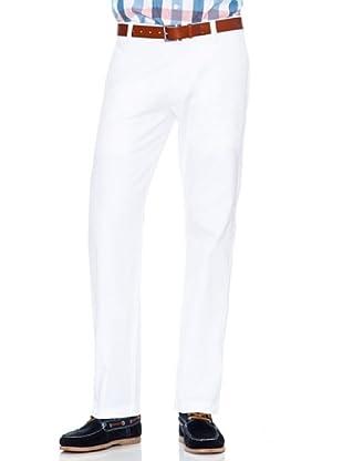 Dockers Pantalón Ultimate Chino (Blanco)