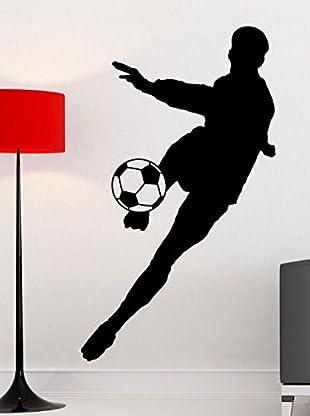 Ambiance-Sticker Vinilo Adhesivo De Futbolista