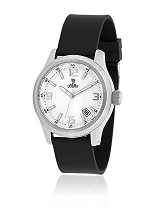Dogma Uhr mit Schweizer Quarzuhrwerk DG7056B schwarz 49  mm