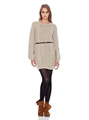 Pepe Jeans London Vestido Harrison (Beige)