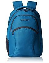 Wildcraft Nylon 21 Ltrs Blue Laptop Bag (Ace 2_Lt_Blue)
