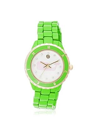 Macbeth Women's MBW058-Z Green Bracelet Watch