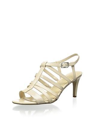 Rockport Women's Lendra Strappy Sandal (Macadamia Beige)