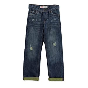 Levis 511 Cicero Jeans for Boys 7 - 8 YEARS