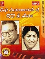 Soft Instrumentals Of RD & Lata (Collection Of 101 Songs)