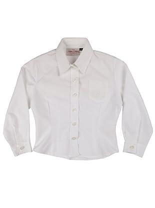 Metrokids Camisa Niña Ibadan (Blanco)