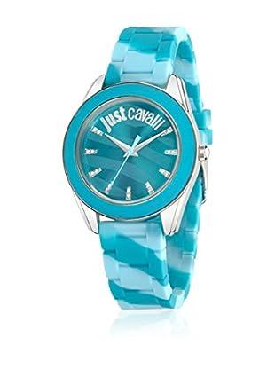 Just Cavalli Reloj de cuarzo Woman Just Dream Turquesa 38 mm