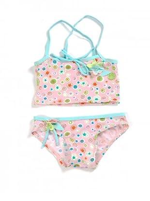 My Doll Kinder-Bikini (Rosa/Blau)