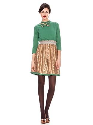 Strena Vestido Pajarita (Verde)