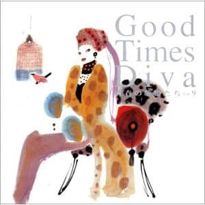 Good Times Diva 青春の歌姫たち Vol.9