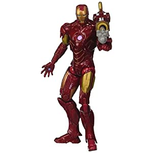 Disney Iron Man Mark IV Iron Man 2 Action Figure -- 4