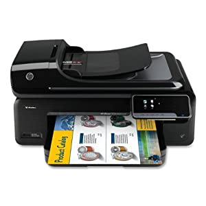 HP Officejet 7500A e-All-in-One Printer series (A3 size) (Black)