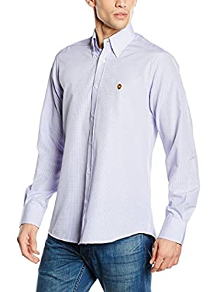 POLO CLUB Camisa Hombre Gentle Color Trend
