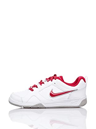Nike Zapatillas Tennis Lykin 11 Jr (Blanco / Rosa)