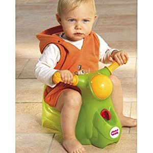 Ok Play Baby Scooter Potty Training Toy