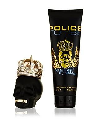 Police Eau de Toilette Herren 2 tlg. Set To Be King