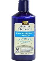 Avalon Organics Elixirs Tea Tree Mint Treatment Shampoo 14 fl. oz.