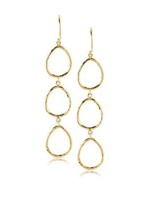Argento Vivo Multi Oval Drop Earrings