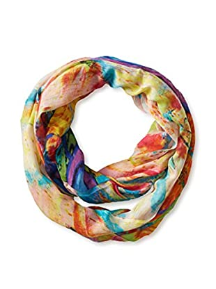 Saachi Women's Twilight Infinity Scarf, Multi