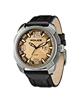 Police Analog Brown Dial Men's Watch - PL13836JS61J