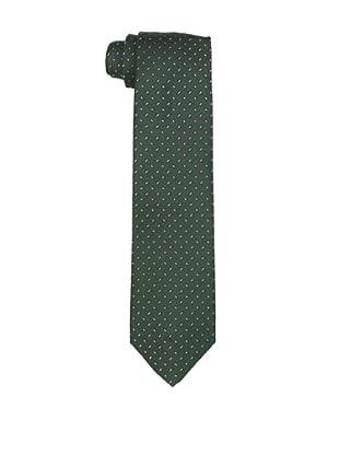 Desanto Men's Ovals Olimpia Tie, Green