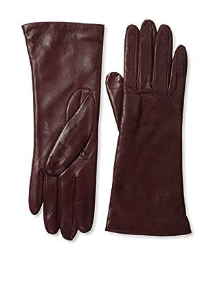 Portolano Women's Cashmere Lined Leather Gloves (Tokay)
