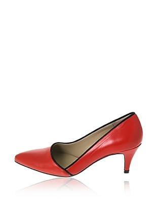 Pierre Cardin Zapatos Salón Judith (Rojo)