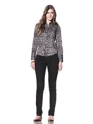 Robert Graham Women's Gabrielle Shirt (Black)