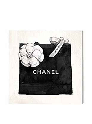 Oliver Gal Luxury Shopping Bag Canvas Art