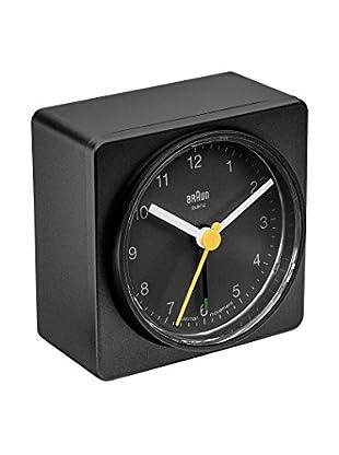 Braun Reloj despertador BNC011BKBK Negro