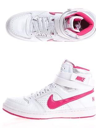 Nike Zapatillas Delta Lite Mid Sl (Blanco / Fucsia)