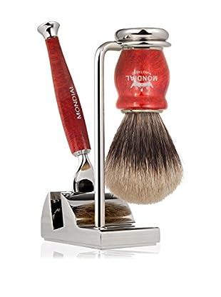 Mondial Rasierwerkzeug King rot