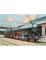 02172 1/87 BR 01 Heavy Express Loco w/T32 Tender