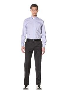GF Ferré Men's Oxford Dress Shirt (Medium blue)